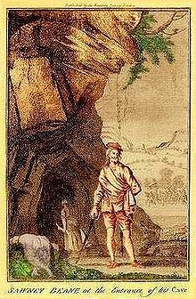 """Alexander """"Sawney"""" Bean(e) was the legendary head of a 48-member clan in 15th- or 16th-century Scotland, reportedly executed for the mass murder and cannibalisation of over 1,000 people."""