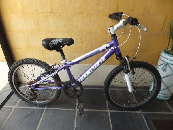 Avalanche MAX20 Kiddies Mountain Bike - Priced to clear