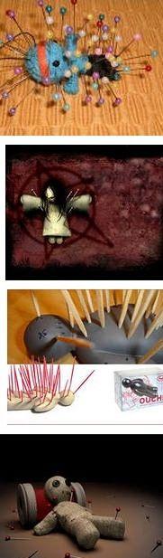 Как проводится ритуал Вуду с помощью куклы Вуду по методикам Черной Магии Voodoo. Технология африканской магии по наведению порчи и манипулирования человеком (Адаптированная NQN магия)