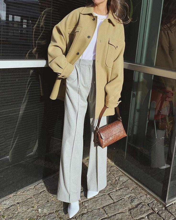 """Annemiek Kessels na Instagramie: """"Finally found the perfect oversized grey tro…"""