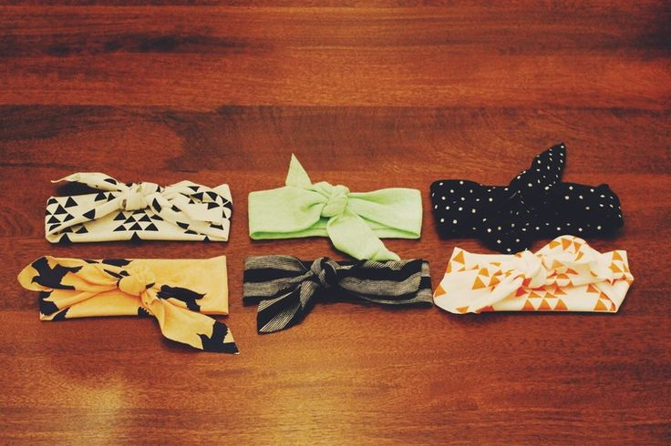 Easy DIY Baby Headbands — the pop-up life I just made one and I love it. I think I'm gonna make some for myself now