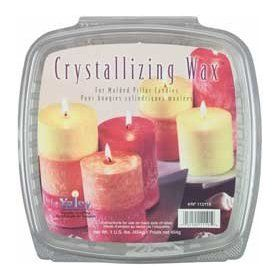 Yaley Crystallizing Candle Wax 1 Pound For Pillars & Votives 112111; 2 Items/Order: Yaley Crystallizing, Crystallizing Candle, Candles, Votives 112111, Making Wax, Candle Wax, Candle Making, Pillars, Pound