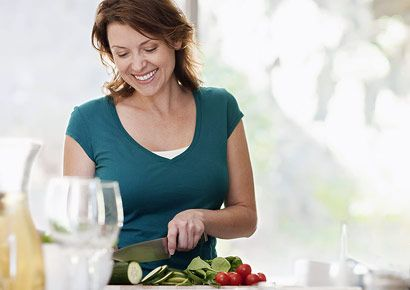 No cook 400 calorie meals from Prevention