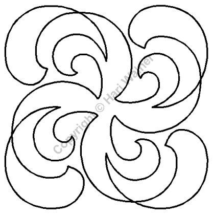 continuous line quilting patterns - Yahoo Image Search Results