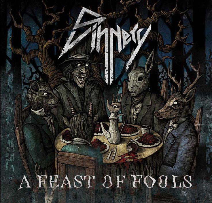 Recenzja: Sinnery - A Feast of Fools. Gatunek: thrash metal. Kraj: Izrael.