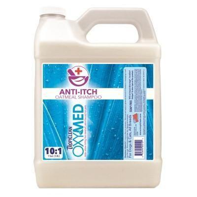 Tropiclean Oxymed Anti-Itch Pet Shampoo 1 gal