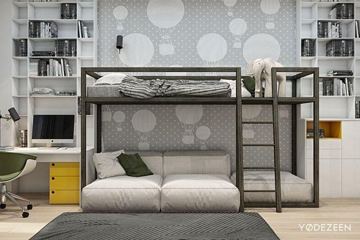1000 id es sur le th me lits superpos s canap sur pinterest lit superpos canap et canap s lits. Black Bedroom Furniture Sets. Home Design Ideas