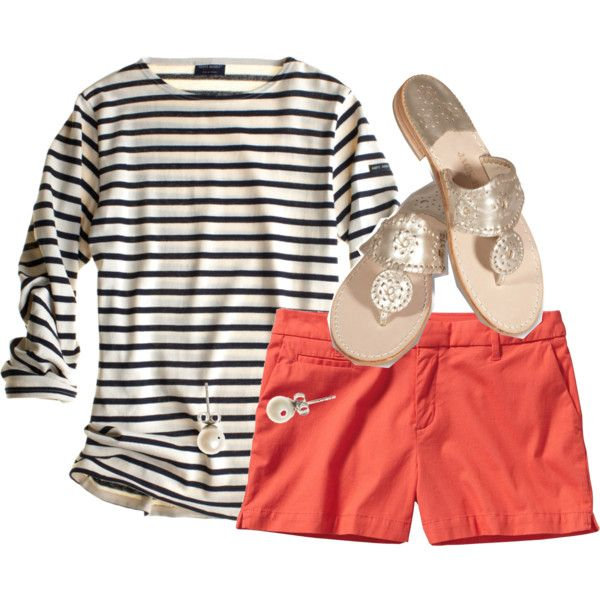 """Summer..."" by classycathleen on Polyvore"