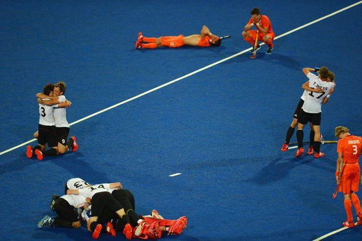 Olympics 2012: Gold for Germany/Hockey!