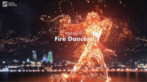 Making of Fire Dancers on Vimeo