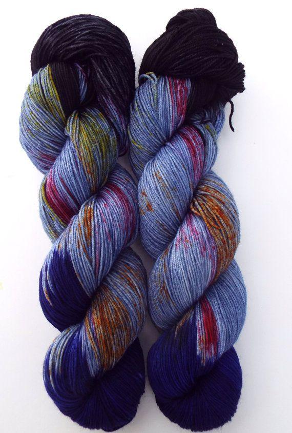Sock Yarn Regulus 100g by DashingDachs on Etsy