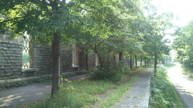 Old train station, mangotsfield bristol