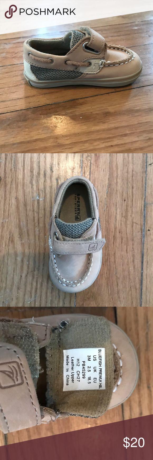 Sperrys baby size 3 NWOT baby sperrys size 3 Sperry Shoes Baby & Walker