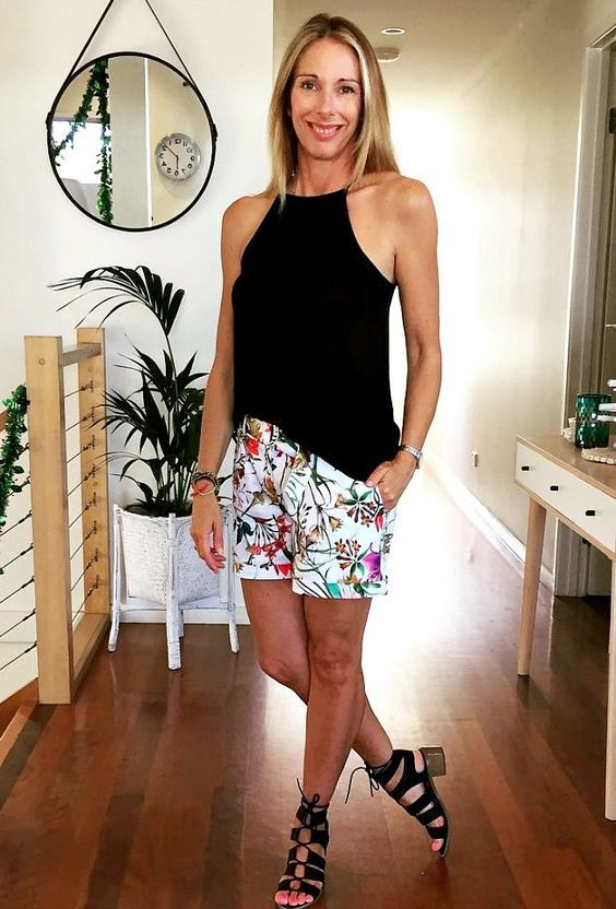 50 Gorgeous Summer Outfits for Women Over 40 Years Old ...