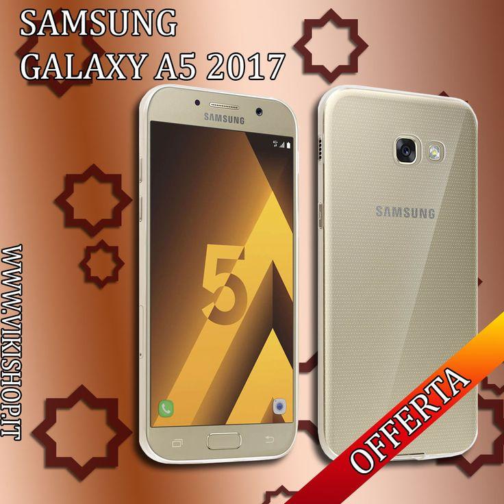 Samsung Galaxy A5 2017 32GB Italia in Offerta !  https://lnkd.in/fNN5Zas #samsunga5 #galaxya5 #samsunga52017 #a32017 #galaxya5italia #natalea5 #samsunga5oro #samsunga5italia #a5italia #a5gold