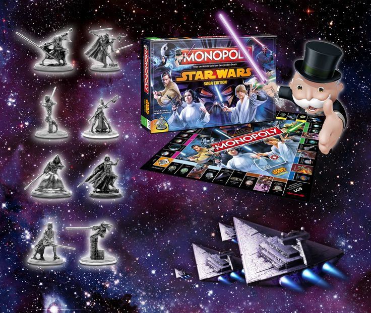 monopoly star wars pc game