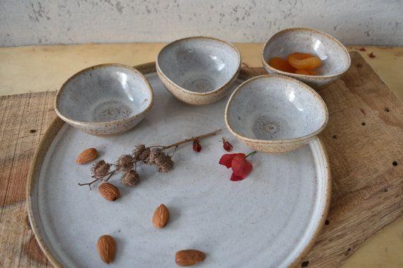 Regalo de boda de cerámica placa de Seder de Pascua moderna