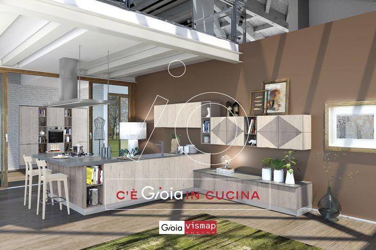 C'E' GIOIA IN CUCINA!!!  E' arrivata finalmente la nuovissima cucina Gioia firmata Vismap Cucine! Un modo nuovo di vivere gli ambienti e i suoi colori. Una nuova linea di cucine. Libertà di piacere, libertà di progettare...  Sul nostro sito web tutte le versioni: http://www.vismap.it/website/category/moderno/gioia #Cucina #Gioia #CucinaGioia #StileModerno #Vismap #Cucine #VismapCucina #CucineComponibili #Kitchens