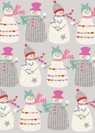 print & pattern: XMAS 2013 - victoria johnson