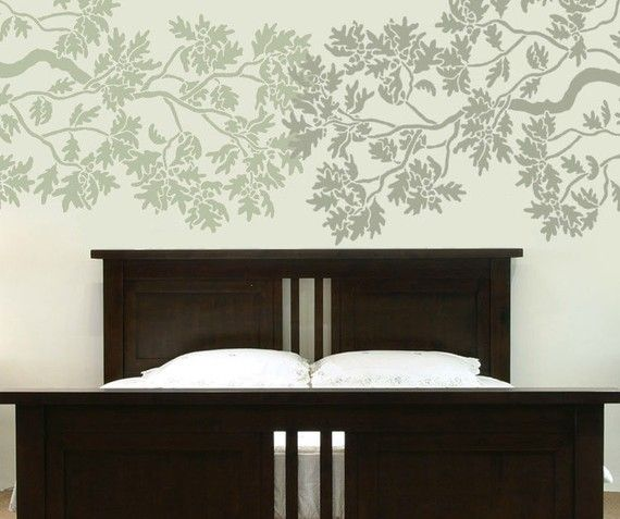 1000 ideas about tree wall stencils on pinterest wall stenciling tree stencil for wall and. Black Bedroom Furniture Sets. Home Design Ideas