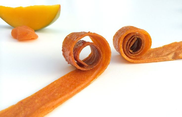 KIDS: Gezonde fruitsnoepjes