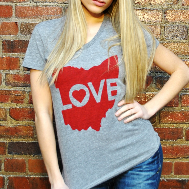 We love this tee by @CLECLOTHINGCO. #loveohio