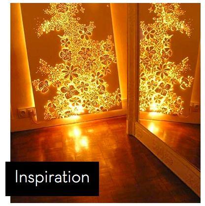 Backlit canvas artDecor, Crafts Ideas, Diy Canvas Art, Trav'Lin Lights, Night Lights, Canvasart, Christmas Lights, Backlit Canvas, Canvases