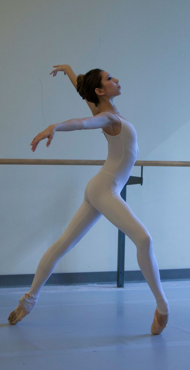 there is something so beautiful about a dancer's body.