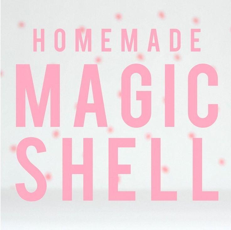 Tiny Video Tip: How To Make Magic Shell Ice Cream Sauce