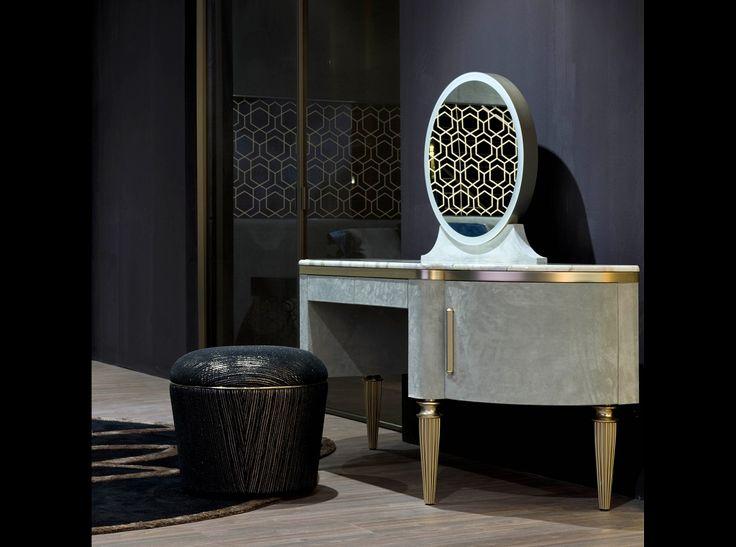 Longhi - мебель, зеркало, воплощение вашей мечты