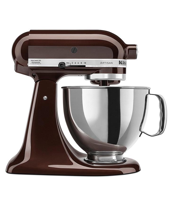 Kitchenaid artisan espresso 5quart tilthead stand