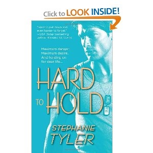 Hard to Hold:  Hold Trilogy 1