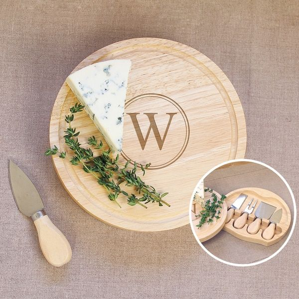 Cheese Board Set - A Collection by Anglina - Favorave