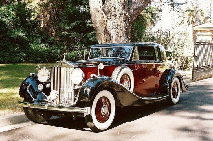 .1937 Rolls-Royce Phantom III .