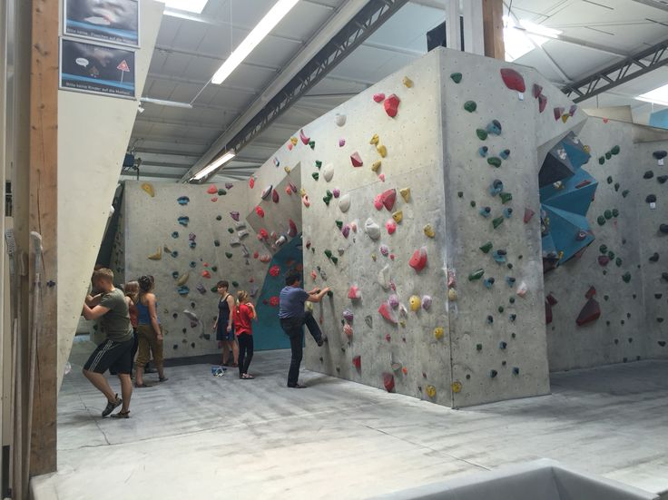 Boulderhalle München Ost