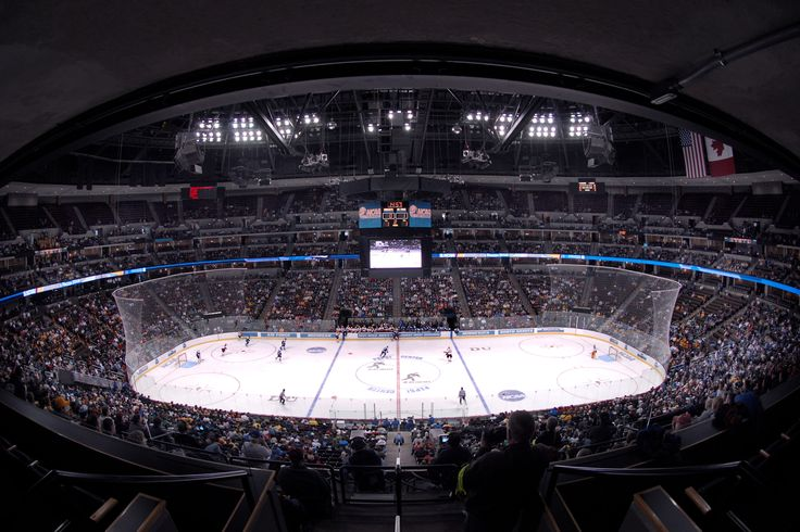Home of the Colorado Avalanche.