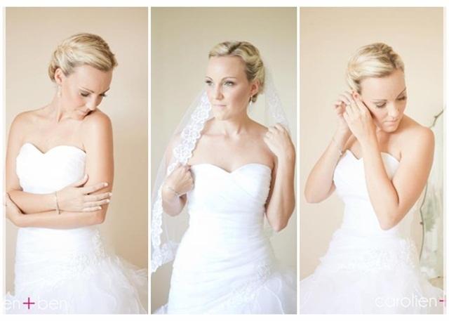 bridal make-up and hair, beautiful bride: Robyn Bowles