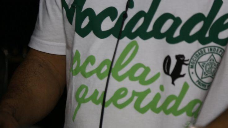 Mocidade 2016: Samba CAMPEÃO | Parceria de Jefinho Rodrigues e Wander Pires
