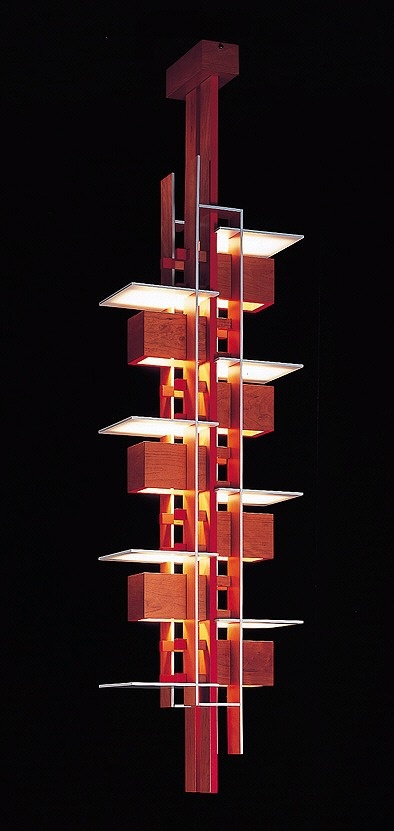 Frank Lloyd Wright Taliesin Lamp Plans - WoodWorking Projects & Plans