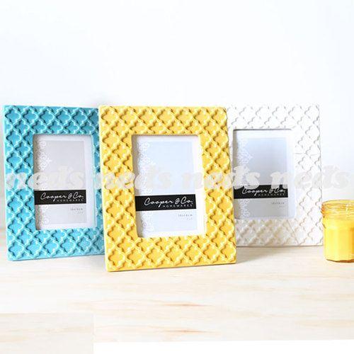 Ceramic Moroccan Frames - 10 x 15cm