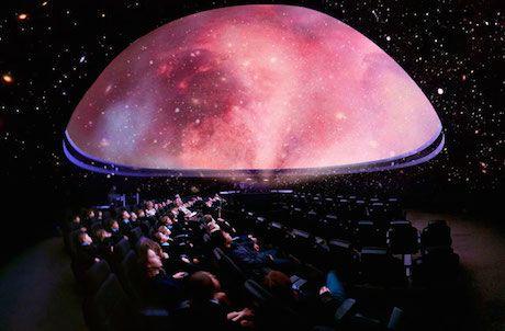 peter harrison planetarium london greenwich