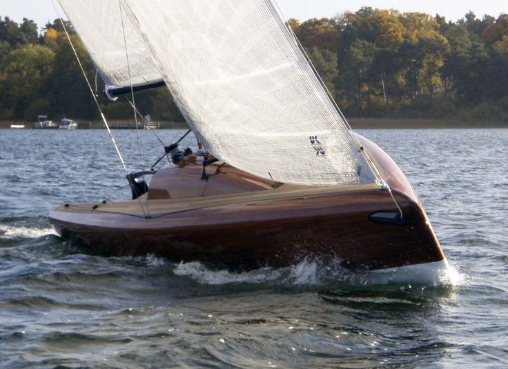Berckemeyer Yacht Design | plans for modern and classic sailing yachts | Yachts | Pinterest ...