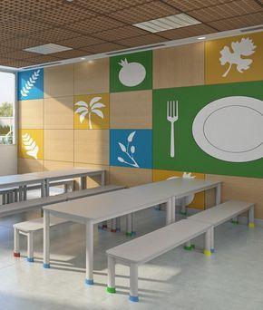 O refeitório de uma escola deve ser entendido como uma extensão da sala de aul…