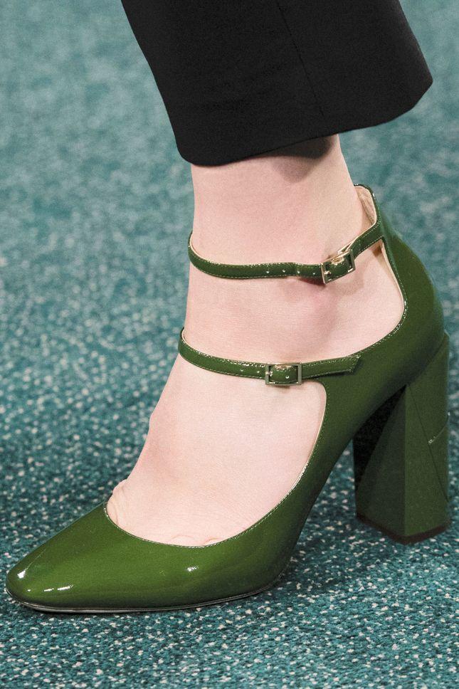 100 лучших пар обуви Недели моды в Лондоне | Мода | Выбор VOGUE | VOGUE