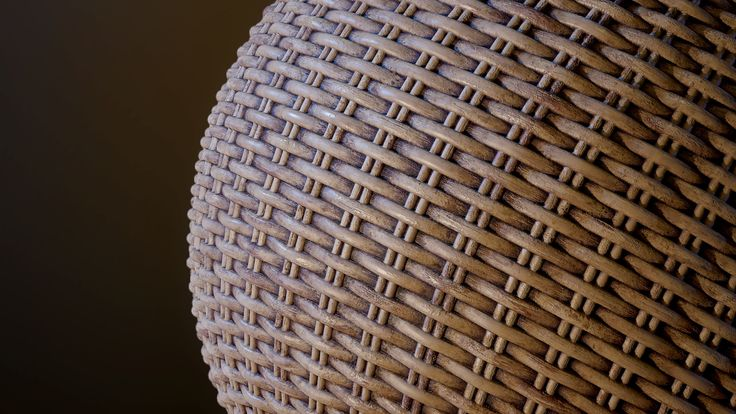 I needed a wicker basket material for all the baskets I was making for Rome: Fantasy Packs I and II. Substance Designer to the rescue! This one was 100% procedural.  This was fun to do. Since the wicker pattern is lower frequency, you can dial in a greater amount of detail. For patterns like this, it's super vital that you have a tile generator/random on the side that can do color randomness so you can later directionally warp the albedo map, making it look more 3d.   Getting the shades ...