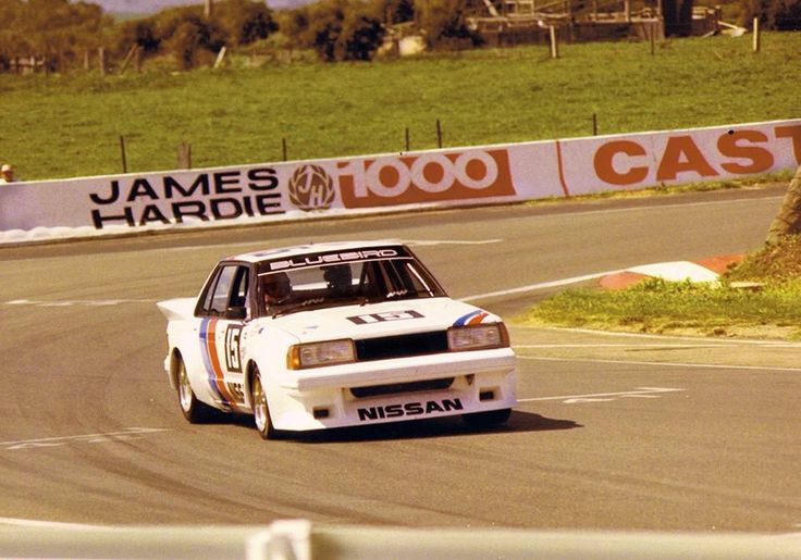 Nissan Bluebird Group C