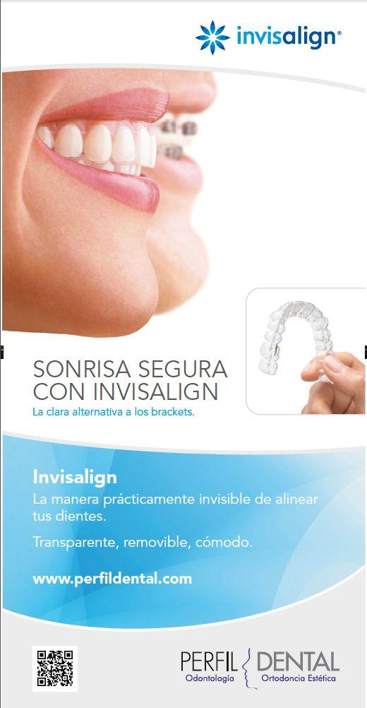 Cartel para la Clinica Perfil Dental