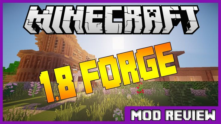 How to Install Forge for Minecraft Mods~1.8 and 1.8.9
