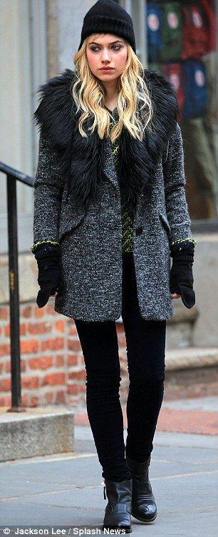 casual winter, like
