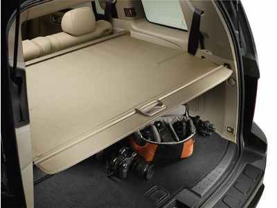 $94.30 Need Grey for my 2013 Pilot    Pilot 09-13 Cargo Cover W/Power Tailgate